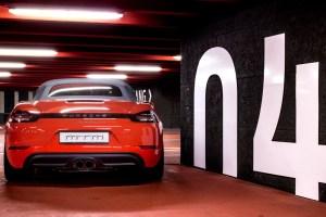 MTM Porsche 718 Boxster S