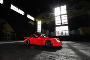 DP Motorsport Porsche 911 RS 3.5 Red Evolution