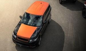 Range Rover Sport Vesuvius Edition
