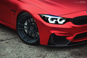 BMW M3 Brixton Forged M51 Duo Series Wheels