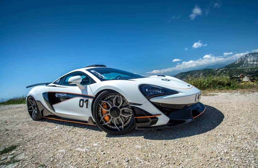 Prior Design McLaren 570S PD1