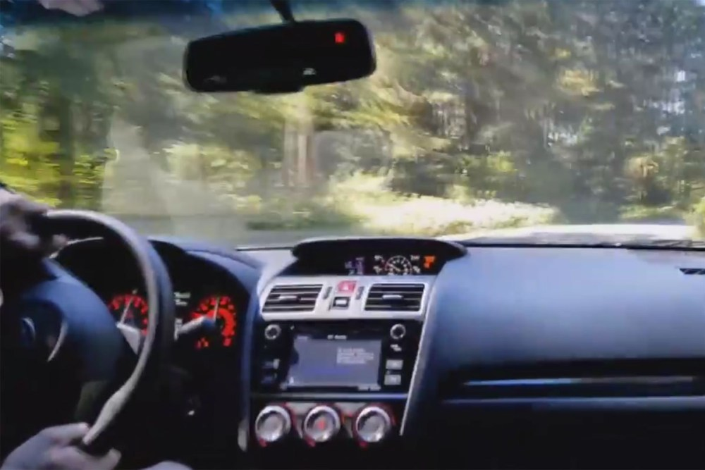 Friday FAIL Subaru WRX STI Crash