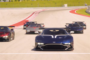 Aston Martin Vulcan Circuit of the Americas