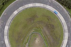Polestar Cyan Racing Volvo S60 Polestar Nurburgring Record