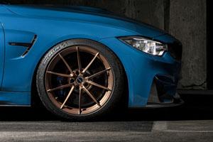 BMW M4 Brixton Forged WR3 Ultrasport+