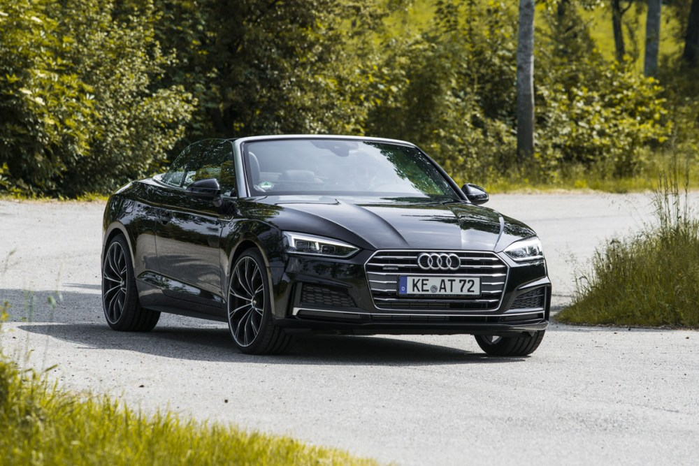 ABT Sportsline Audi A5 Cabriolet