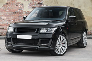 Project Kahn Range Rover Huntsman Colors