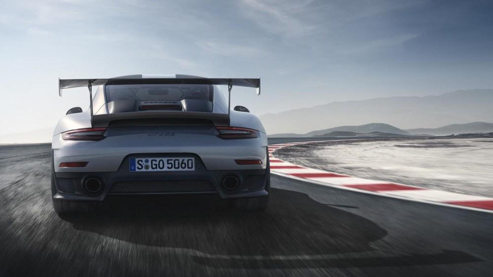 2018 Porsche 911 GT2 RS