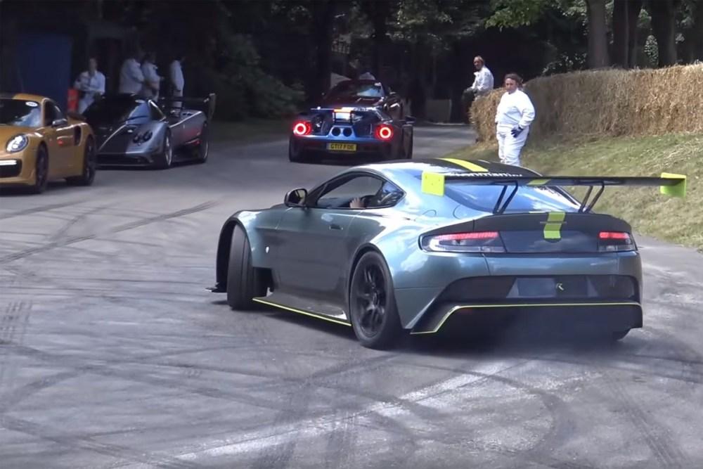 Aston Martin Vantage AMR Pro Goodwood