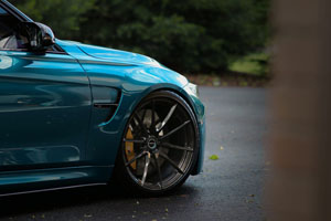 BMW M3 Brixton Forged WR3 Ultrasport+