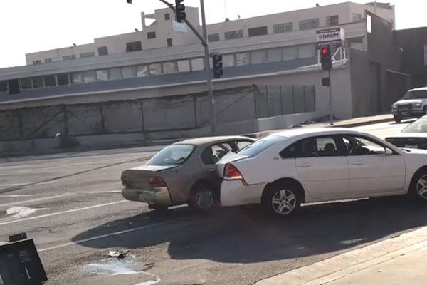Friday FAIL GTA V Road Rage