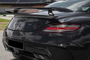 Inden Design Mercedes-Benz SLS AMG Black Series