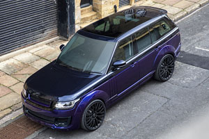 Range Rover 4.4 SDV8 Vogue SE Pace Car