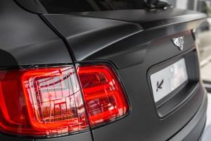 Kahn Design Bentley Bentayga Le Mans Edition