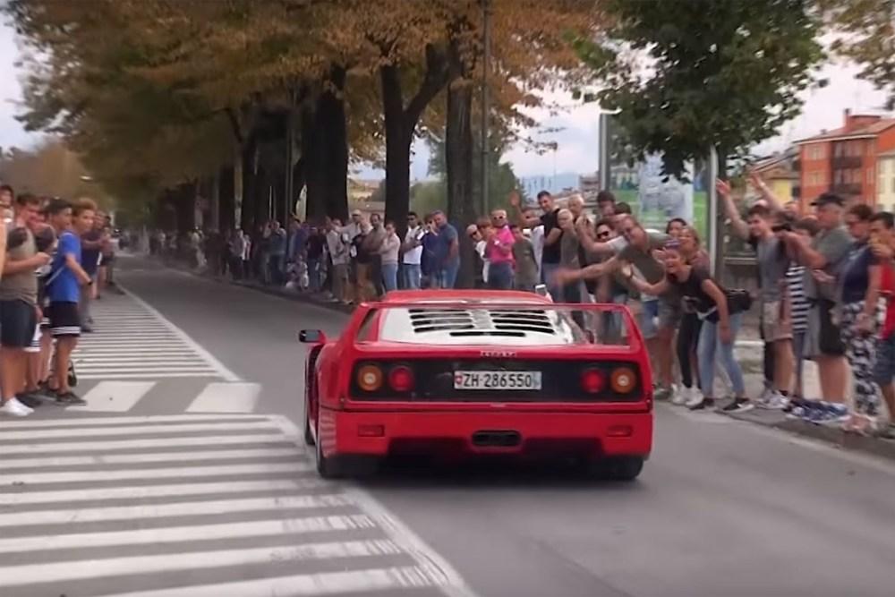 70 Anniversary Rally to Maranello