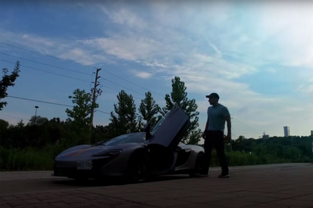 Cost to own a McLaren 650S Spider
