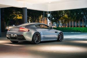 Aston Martin V8 Vantage Brixton Forged Wheels