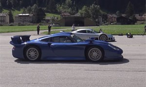 The Supercar Owners Circle Event 2017