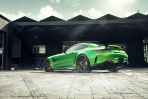 DJ Skee Mercedes-AMG GT R with ADV.1 ADV05 Track Spec Advanced Series Wheels