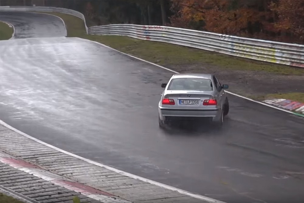 Nürburgring Nordschleife Crashes and Drifts