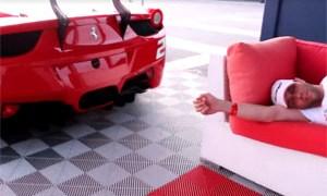 Ferrari Wake Up Call