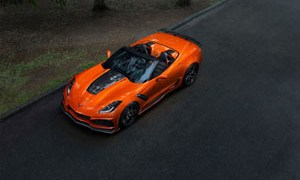Corvette ZR1 Convertible