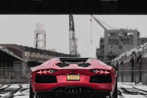 Lamborghini Aventador with ADV7 Track Spec CS Series Wheels
