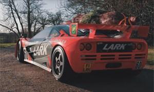 Andy Bruce McLaren F1 GTR Christmas Tree
