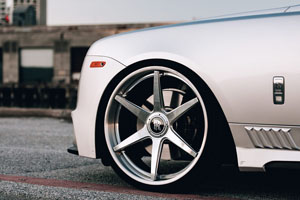 Rolls Royce Wraith Brixton Forged Wheels