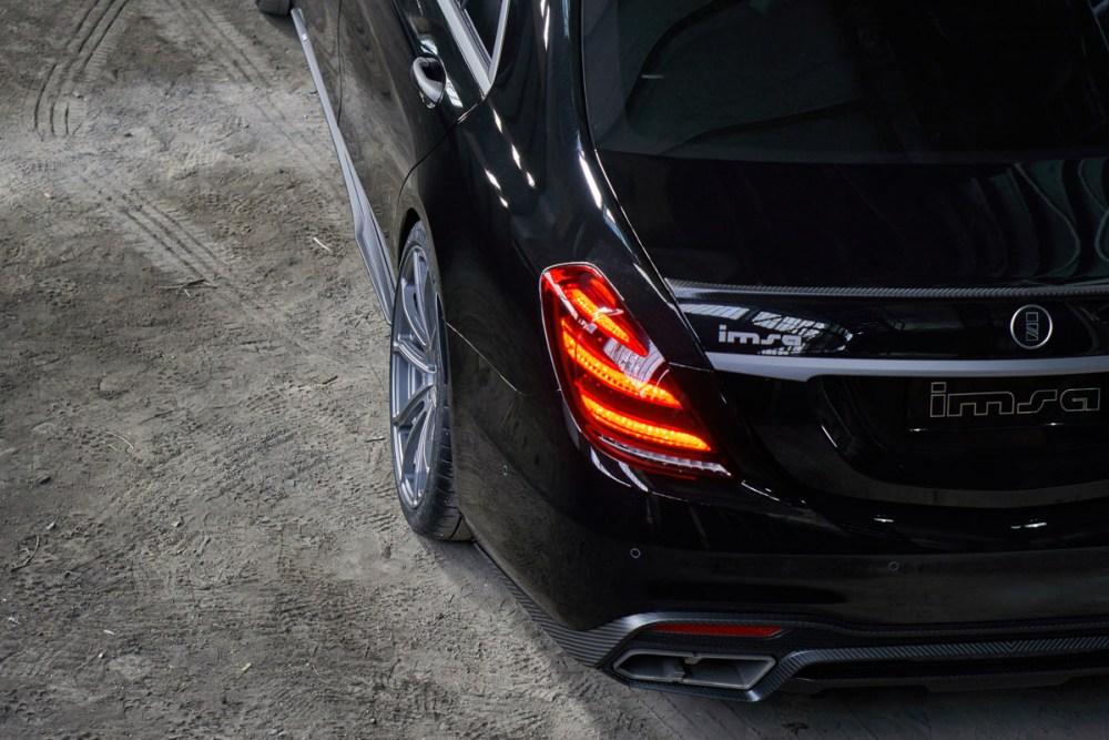 IMSA S720 Mercedes-AMG S63