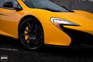 McLaren 650S Spider with PUR FL26 Wheels