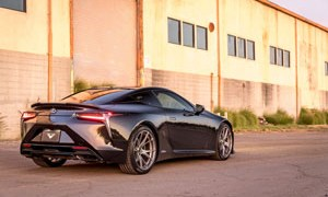 Lexus LC500h with Vorsteiner V-FF 103 Wheels