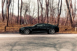 CarLifestyle PVNTHER Chevrolet Camaro ZL1 with Brixton Forged PF5 Duo Series Wheels