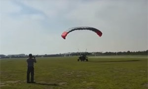 Friday FAIL: Flying Car Crash