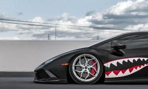 Lamborghini Huracan Brixton Forged Wheels