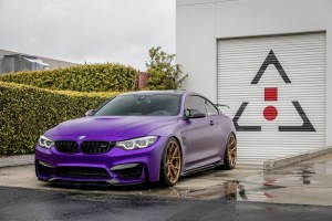BMW M4 Vorsteiner V-SF 001 Wheels