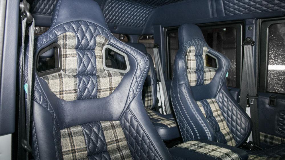 Chelsea Truck Company Land Rover Defender Big Foot