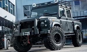 Land Rover Defender Big Foot Edition