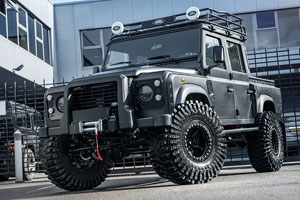 Land Rover Defender Big Foot Edition
