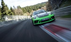 911 GT3 RS Nurburgring Lap