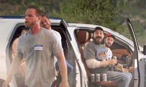 Zebra Corner Chevrolet Traverse Parody