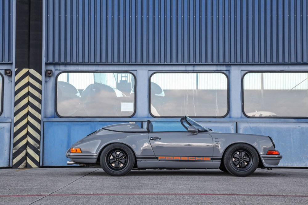 DP Motorsport Porsche 911 Speedster