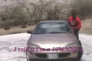 Stunner Drift 1995 Chevy Cavalier