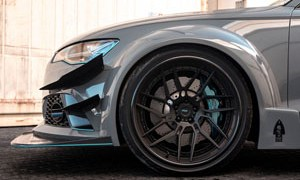 RS6 Avant ADV7R Track Spec CS Series Wheels