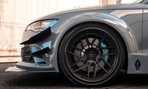 RS6 Avant ADV7R Track Spec CS Series Wheels
