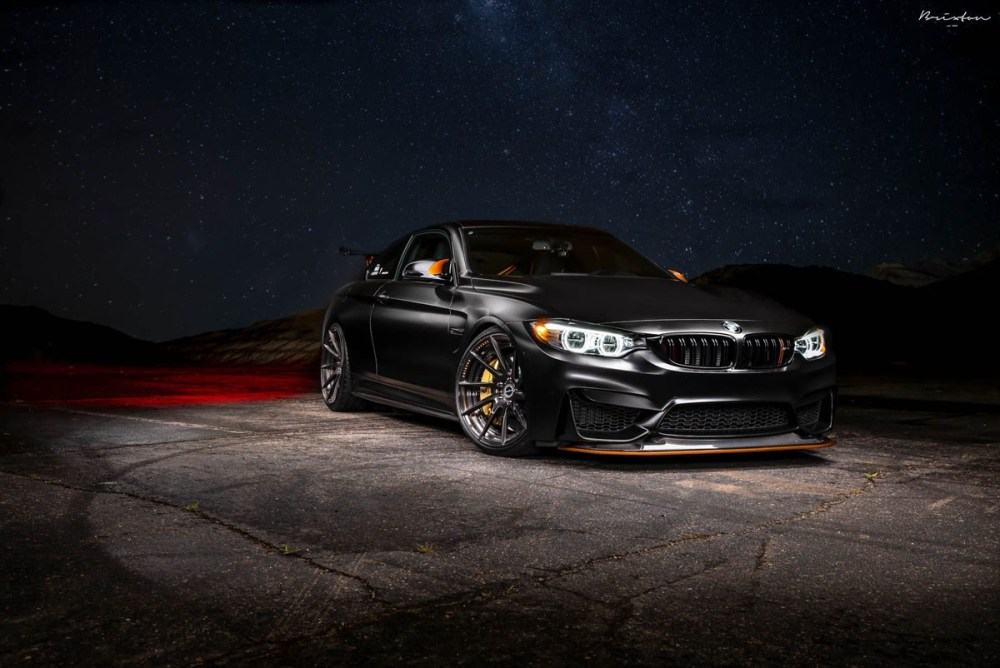 @Carnucopia BMW M4 GTS with Brixton Forged R10D Wheels