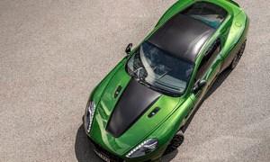 Vengeance Green Superhero