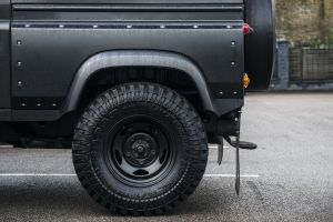 Land Rover Defender 6.2 V-8 Flying Huntsman 105 Long Nose