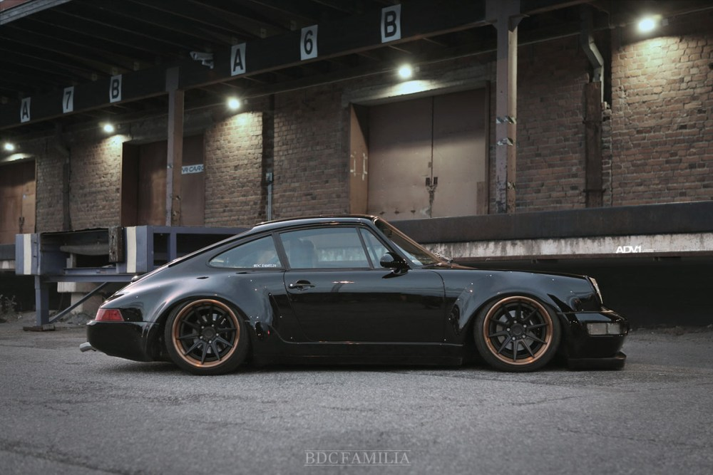 Widebody 964 Porsche 911 ADV10 Track Spec SL Series Wheels