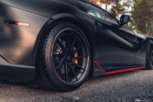 Ferrari F12Berlinetta with ADV10R Track Spec CS Series Wheels by ST Exotics